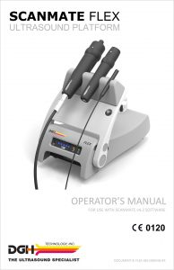 Scanmate Flex Operators Manual