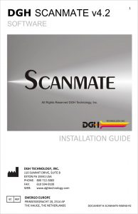 Scanmate Installaton Guide